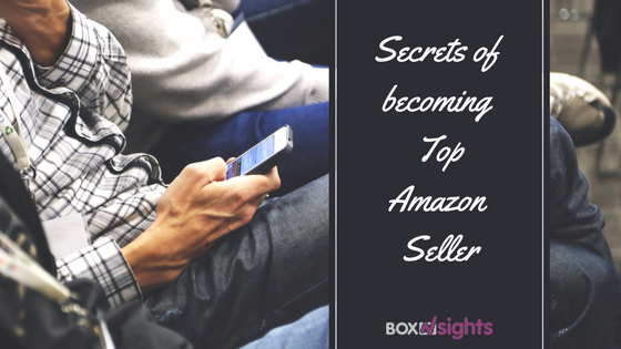 Secrets to become top amazon seller