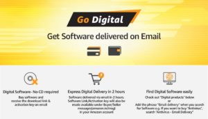 Amazon Email Delivery India