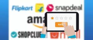 Amazon India Negative Feedback