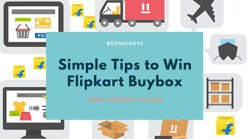 Simple tips to Win Flipkart Buybox
