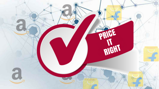 Sell on Amazon/Flipkart with right right pricing strategy