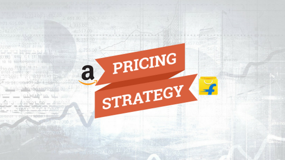 Product Pricing strategies for Amazon & Flipkart Seller.